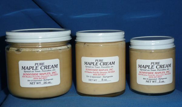 Pure Maple Cream