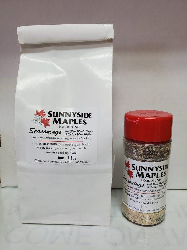 Maple Seasonings