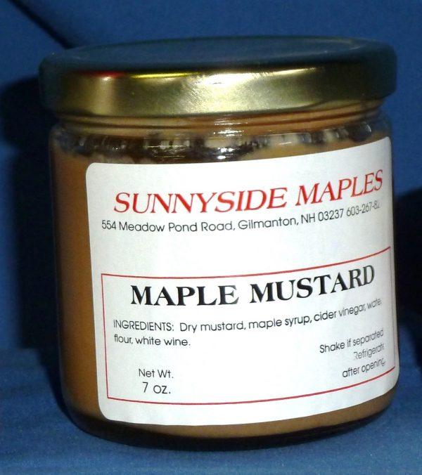 Maple Mustard