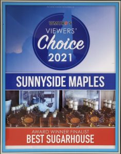 WMUR Viewers' Choice Best Sugarhouse